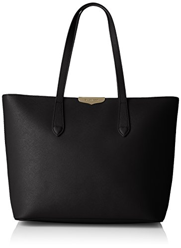 TWIN SET As7pwn, Borsa a Spalla Donna, 13 x 28 x 33 cm (W x H x L) Nero