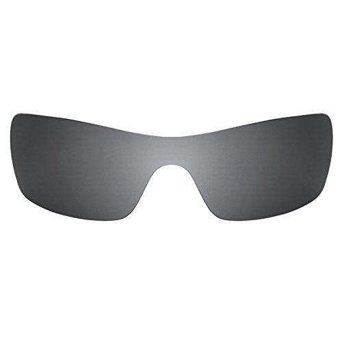 Revant Schutzglas für Oakley Batwolf Schwarz Chrom MirrorShield®