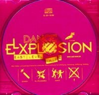 Various Artists. Dance Explosion. East Level. Mix 2