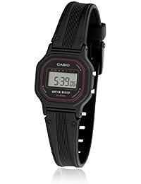 CASIO 19501 LA-11WB-4A - Reloj unisex de caucho