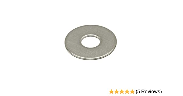 M8 Penny Repair Washers 8.4mm x 25mm A2 Stainless Steel Large Flat Repair Washer Free UK Delivery by DBA Hardware 20 PACK