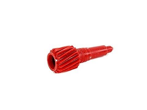 Pour VW Golf Speedo Câble Drive Gear–Rouge–MK1/MK2Inc GTI