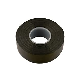 Connect 30384AT7Klebeband aus PVC, 19x 20m, Farbe: schwarz (10Stück)