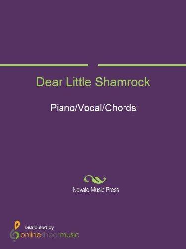 Dear Little Shamrock (English Edition) (Shamrocks Shop Little Of)