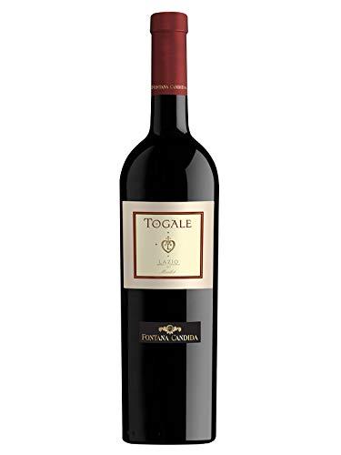 TOGALE MERLOT Lazio IGT - Fontana Candida - Vino rosso fermo 2018 - Bottiglia 750 ml