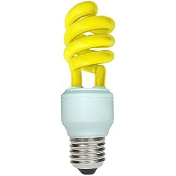 15W ES E27 2700K LOW ENERGY SAVER SPIRAL HELIX BULB