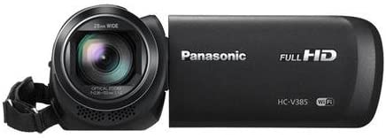 Panasonic HC-V385 High Definition Video Camcorder with free 16GB sd card and carry bag