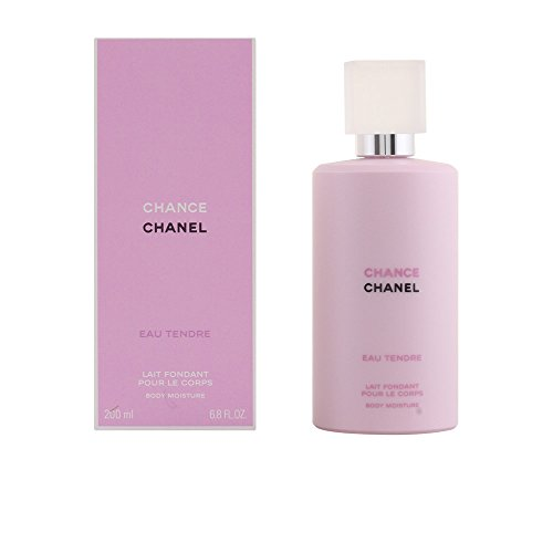 Chanel Chance Tendre Women, Body Moisture, 1er Pack (1 x 200 ml)