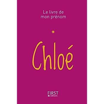 30 Le Livre de mon prénom - Chloé