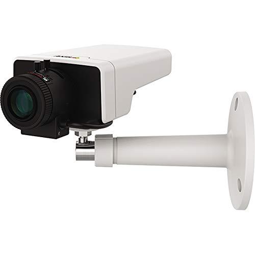 Hdtv-white Box (Axis M1124 IP Security Camera Box White 1280 x 720 Pixels - Sicherheitskameras (IP Security Camera, Box, White, Wall, Polycarbonate, 1280 x 720 Pixels))