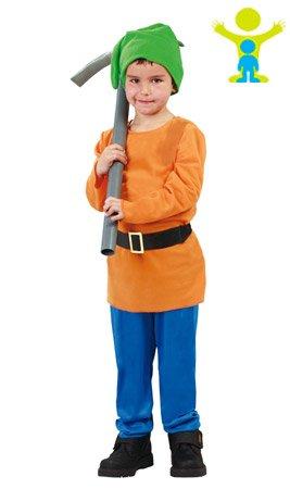 Imagen de disfraz de pitufo enanito 7 9 años