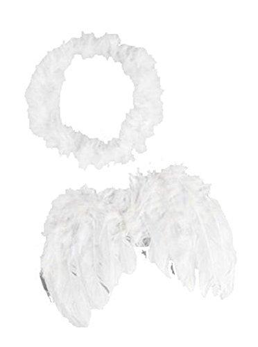 Demarkt Engel Feder Flügel Baby Cupido Requisiten kostenlos -