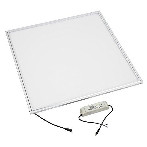 Biard Panel LED Cuadrado 40W - 60 x 60cm - Lámpara Empotrable...