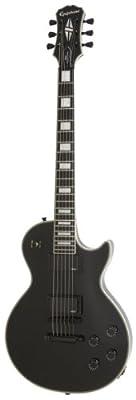 Epiphone Matt Heafy Les Paul Custom EMG-81/85 Guitare électrique Ebony