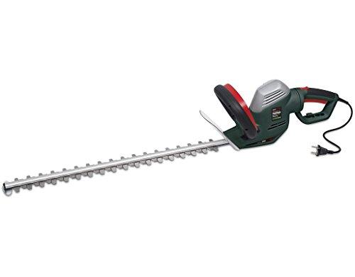 PowerPlus POWXQ3020 Elektrische Heckenschere 710 Watt 68,5 cm Schwertlänge, 60 cm Schnittlänge