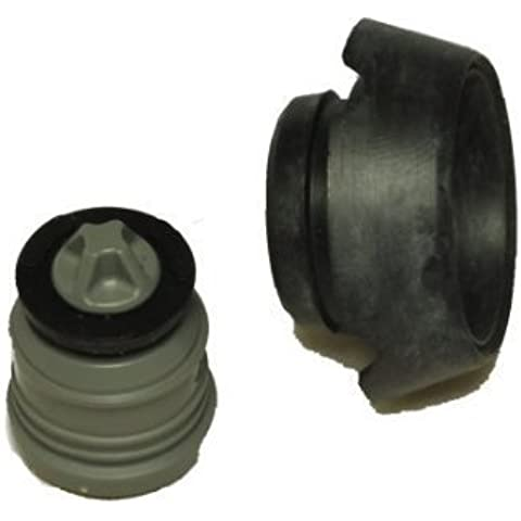 Hoover V2 Steam Cleaner Extractor Solution Tank Rubber Seal Part 43513015 by Hoover