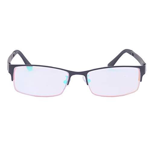 Color Blind Glasses TP-02 für Rot-Grün Farbenblindheit Halb-Frame-Gläser für formale Occasionen