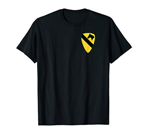 1. Kavallerie Division Shirt - 1. CAV Shirt - 1.0x T-Shirt -