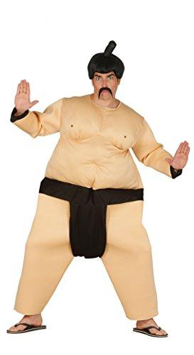 Ringer Für Erwachsene Kostüm Sumo - Gepolsterten Sumo Ringer Kostüm