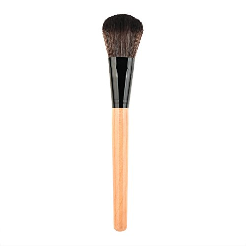 Clearance Sale! Makeup Brushes Set LEEDY Wood Handle 1PC Professional Makeup Brush, Face Eye Shadow Foundation Blush Lip Make up Brush Powder Liquid Cream Cosmetics Blending Brush Tool Kits