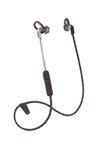 "Plantronics 209058-99 Ultraleichtes Sport Bluetooth 4.1"" Kopfhörer Backbeat Fit 305"" Schwarz/Grau"