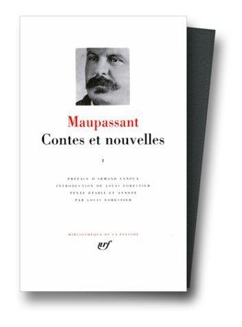 Maupassant Contes Et Nouvelles Tome 1 1875 Mars 1884 [Pdf/ePub] eBook
