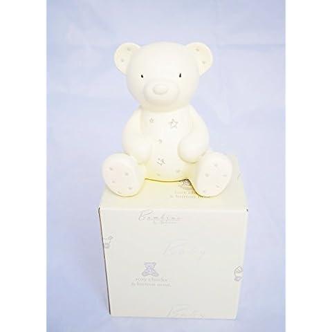 Hucha Moneda Ahorro De Recuerdo de oso bebé Piggybank niña Boy infantil regalo