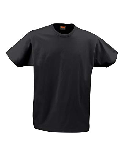 Jobman Workwear 5264, 526410-9900-7 T-Shirt, Schwarz, XL -
