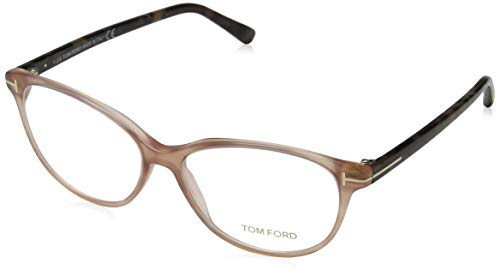 Tom Ford Damen Ft5421 Brillengestelle, Pink (ROSA/ALTRO), 55