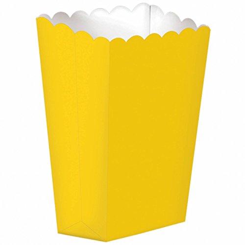 Gelb Groß Papier Popcorn - Halloween-kostüm Popcorn-box