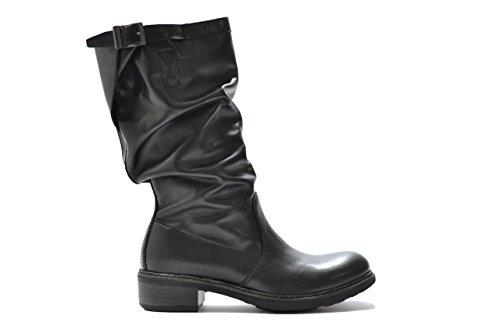 Nero Giardini Stivali scarpe donna nero 6570 A616570D 37