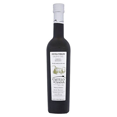 Castillo Extra Vierge Huile D'Olive Arbequina 500Ml - Paquet de 6