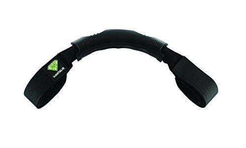 Wantalis PIKEE01 Universal Fahrradträger Transportgriff für Hoverboard und Fahrrad mit Verstärktem Klettverschlusshaltesystem
