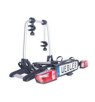 Uebler 15760 Anhänger-Kupplungsträger X21-S für 2 Fahrräder mit Eu...