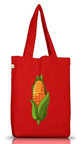 Costume Di Pannocchia Di Mais Per Gli Appassionati Di Mais Cereale Travestimento Carnevale Di Carnevale Giungla Accampamento Rosso