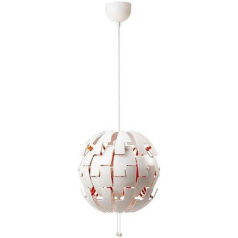 Graceful Design IKEA PS 2014lampada a sospensione, Bianco, Arancione