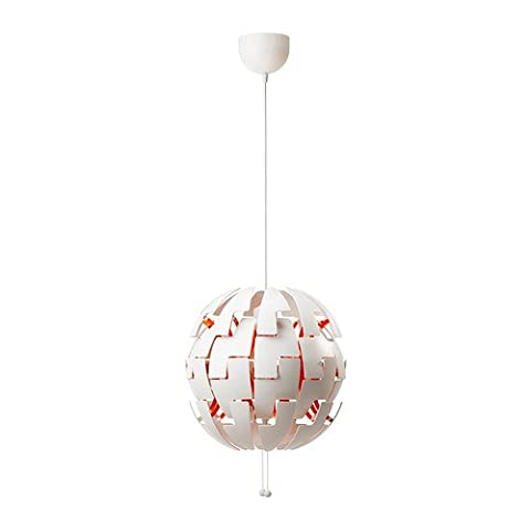 IKEA PS 2014 - Suspension, blanc,