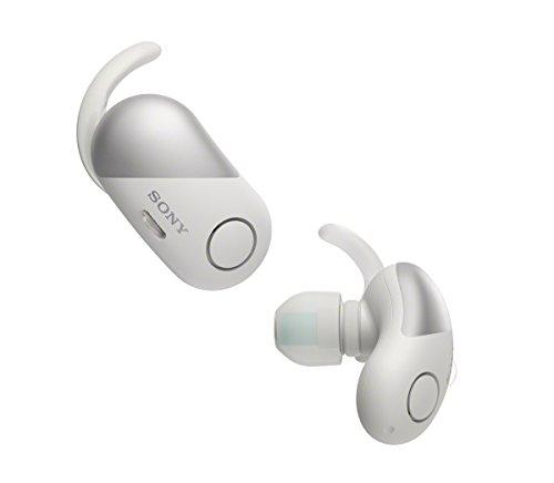 Sony WFSP700NW Cuffie In-ear, Bianco