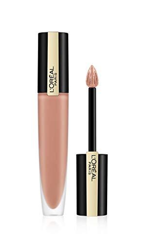 L'Oréal Paris - Encre à Lèvres Liquide Mate - Rouge Signature - Teinte : I empower, Nude (110) - 7 ml