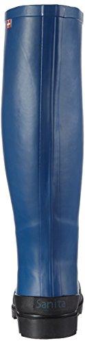 Sanita Damen Fanny Welly Gummistiefel Blau (Navy 29)