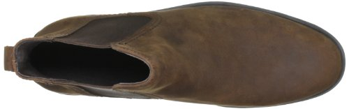 Sebago Drake, Bottes Chelsea homme Marron (Medium Brown)