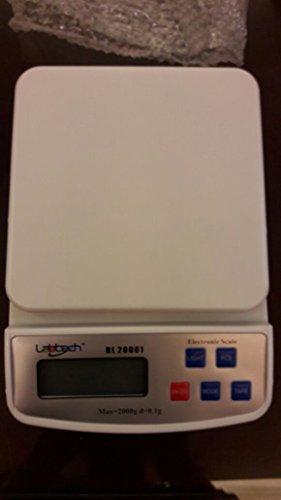 Kerro BL20001 Max:2 Kg, Div: 0.1gm, Electronic Compact Balance