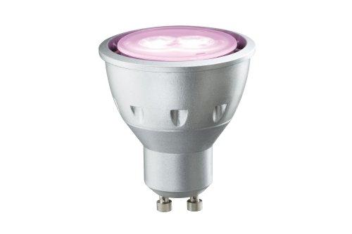 Paulmann 281.865W GU10LED Lampe (Pink, A, 46MA, 5kWh, 5cm, 5,7cm) -