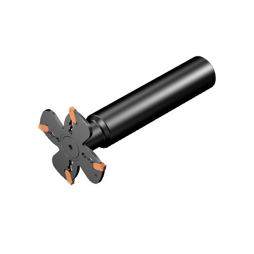 Sandvik Coromant qd-gc063a25-m coromill QD indexable grooven und zum Off Cutter
