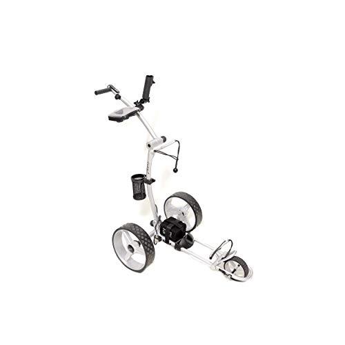 Caddy1 Elektro Golftrolley 610 300 W Motor 18 Ah Lithium Akku mit Zubehör