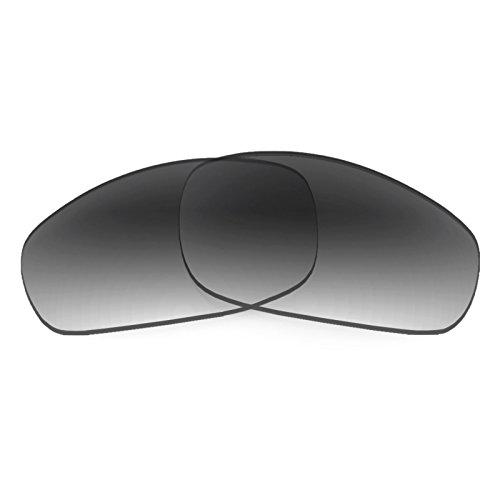 Revant Ersatzlinsen für Oakley Fives 4.0 Grau Gradient