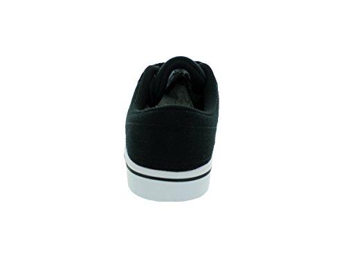 Nike Sb Portmore Gs, Baskets Basses Garçon Noir (Black/White-White)