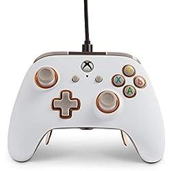 Manette Filaire Fusion Pro pour Xbox One - Blanche