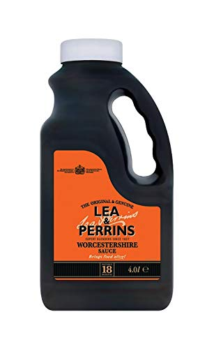Lea & Perrins Worcestershire Sauce - 4 Litre