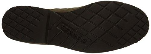 Sebago Mens Rutland Algonquin Oxford Shoe Dark Taupe
